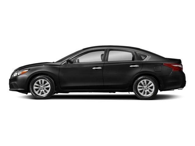 New 2018 Nissan Altima 2 5 Sr For Sale