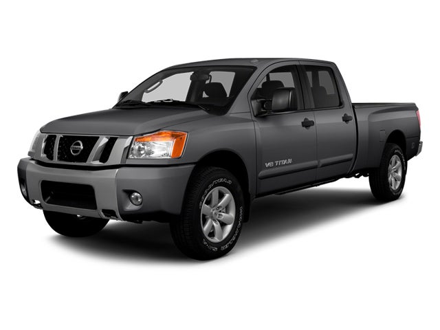 Used 2014 Nissan Titan Pro For Sale