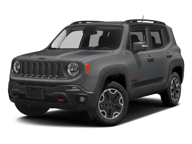 USED 2017 Jeep Renegade Trailhawk for sale