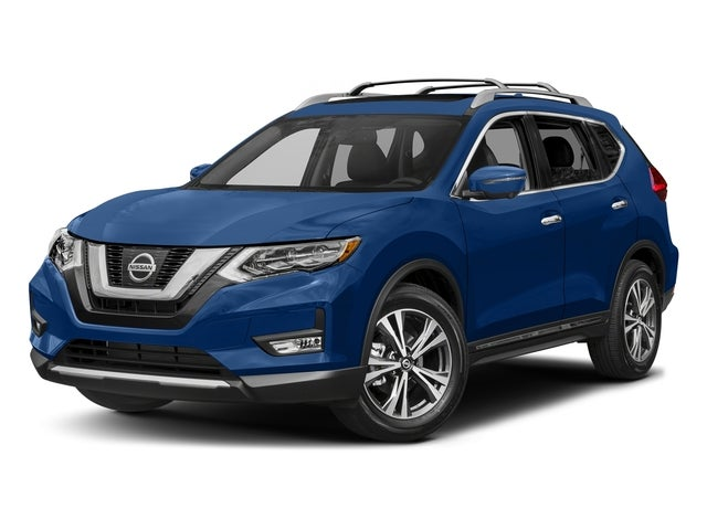 New 2018 Nissan Rogue Sl For Sale