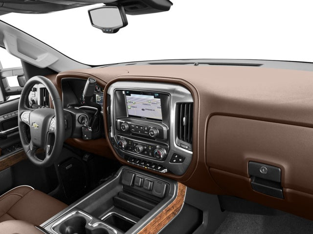 used 2017 chevrolet silverado 2500hd high country for sale