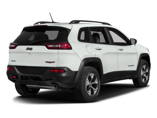 used 2017 jeep cherokee trailhawk for sale