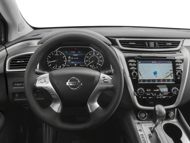Nissan Murano Platinum >> New 2018 Nissan Murano Platinum For Sale