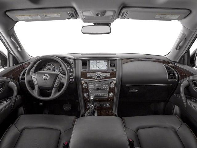 New 2018 Nissan Armada Platinum For Sale