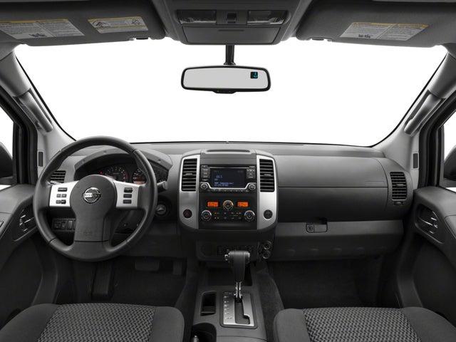 New 2018 Nissan Frontier Sv V6 For Sale