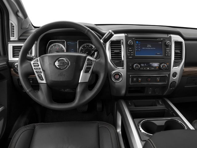 New 2018 Nissan Titan Sl For Sale