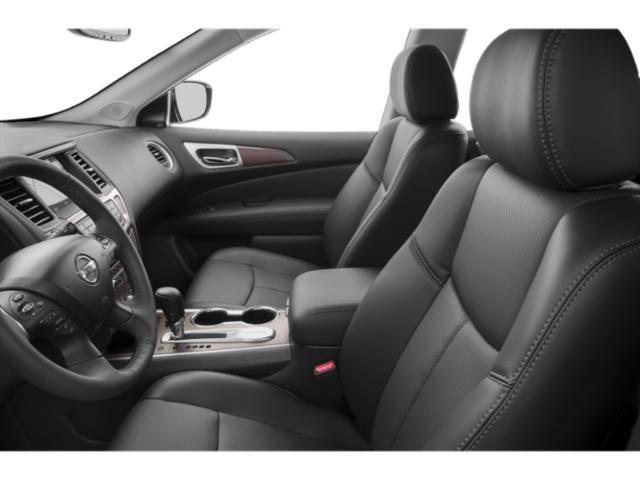 Nissan Pathfinder Platinum >> New 2019 Nissan Pathfinder Platinum For Sale