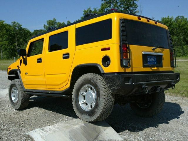 hummer h2 tire carrier parts