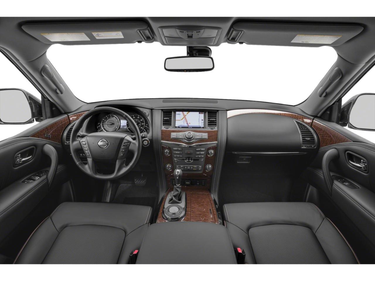 2019 Nissan Armada interior - Taylor's AutoMax Blog
